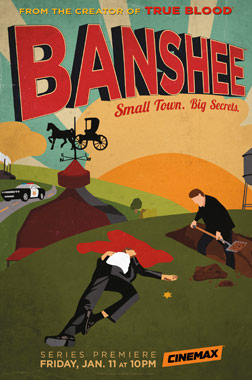 Banshee - the movie